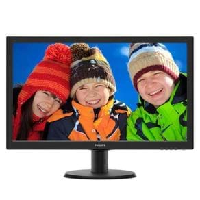 "Tudo sobre 'Monitor LED 23,6"" Philips HDMI-Full HD 243V5QHABA'"