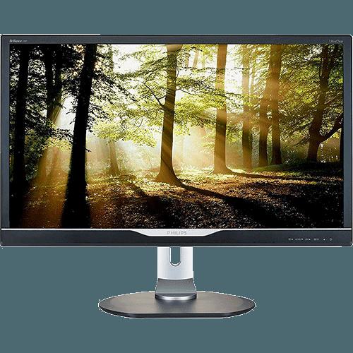 "Tudo sobre 'Monitor LED 28"" Widescreen Ultra HD 4K 288P6LJEB/57 com Auto Falantes Integrados - Philips'"