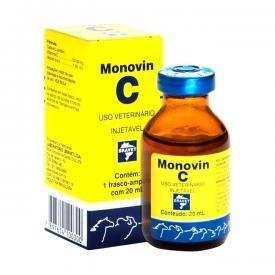 Monovin C Injetável 20 Ml Bravet
