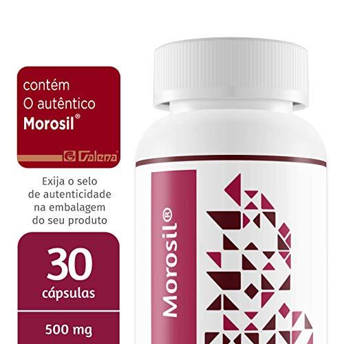 Morosil 500 Mg - 30 Cápsulas