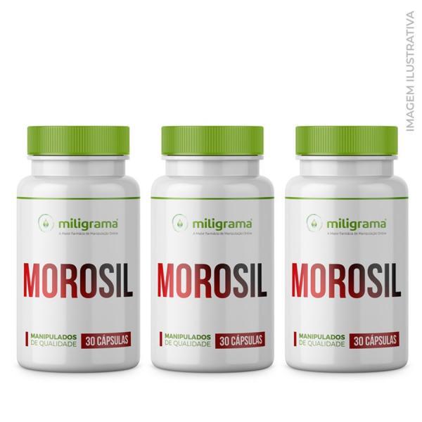 Morosil 500mg 30 Cápsulas (3 UND) - Miligrama