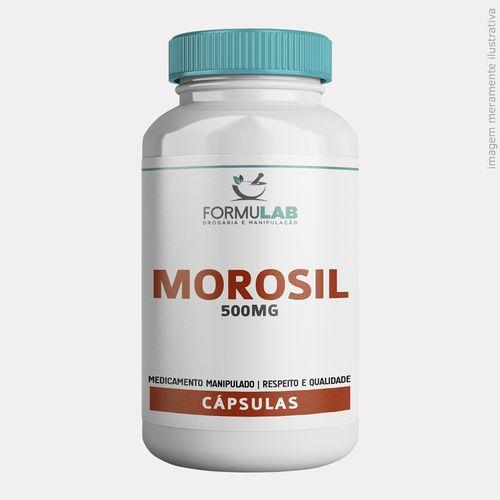 Morosil 500mg - 30 Cápsulas - com Selo de Autenticidade