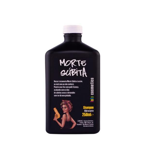 Morte Súbita Shampoo Hidratante 250ml Lola Cosmetics