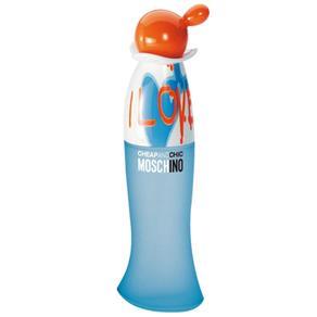 Moschino I Love Love Perfume Feminino Eau de Toilette 100 Ml