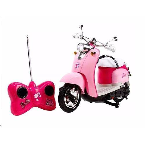 Tudo sobre 'Moto de Controle Remoto DreamCycle da Barbie'
