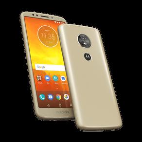 Moto E5 32GB - Ouro