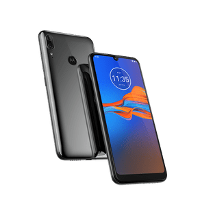 Moto E6 Plus 32 GB - Cinza Metálico