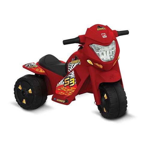 Tudo sobre 'Moto Elétrica Ban Moto Vermelha 6v - Bandeirante - BANDEIRANTE'