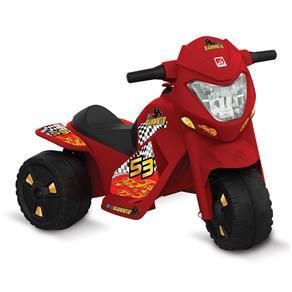 Moto Elétrica Bandeirante Banmoto G2 6V - Vermelha