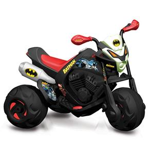 Moto Elétrica Bandeirante Batman Suporta Até 30Kg - 2384 - Bivolt