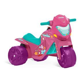 Moto Elétrica Bandeirante Gatinha - Rosa