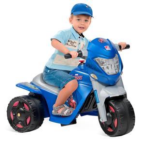 Moto Elétrica Bandeirante Vingadores 2425 6V - Azul/Cinza