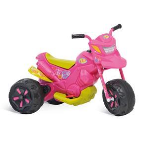 Moto Elétrica Xt3 Fashion Bandeirante - Bivolt - Rosa