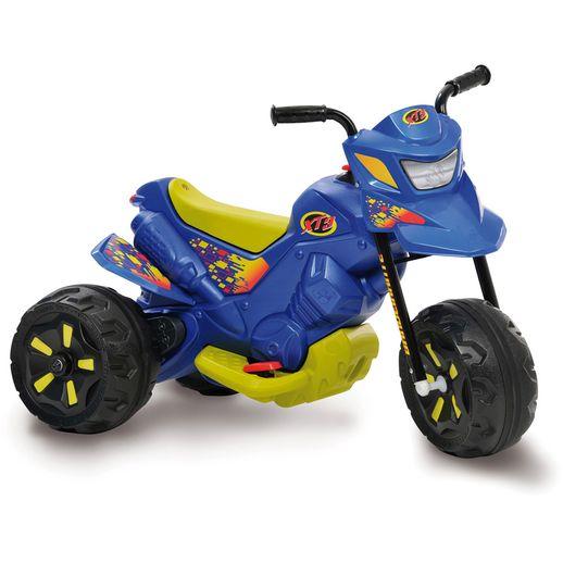 Tudo sobre 'Moto XT3 Azul Elétrica 6V - Bandeirante'