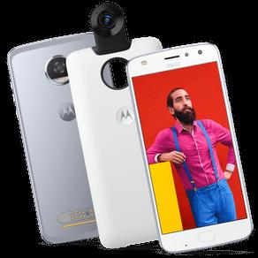 Tudo sobre 'Moto Z2 Play 360 Camera Edition 64GB - Azul Topázio'