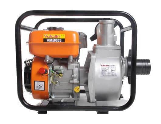 """Motobomba Gasolina Motor 4 Tempos 6,5 CV 3"""" VMB653 Vulcan (56341)"""