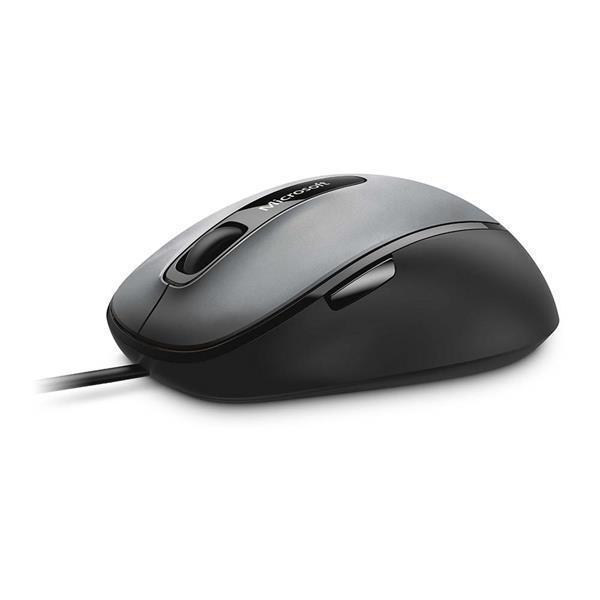 Mouse com Fio Compact Usb Preto Microsoft U8100010