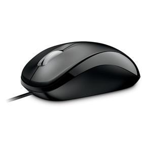 Mouse Compact 500 Usb En/Xc/Fr/Es Hdrw Black