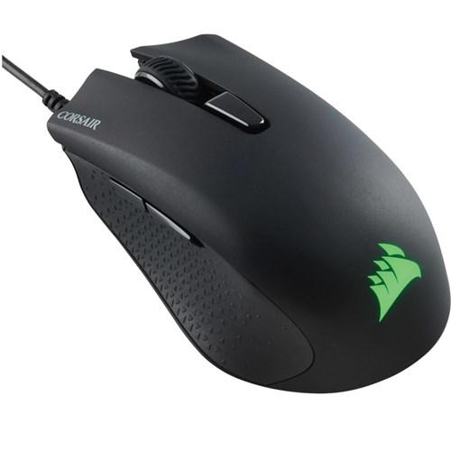 Mouse Gamer Corsair Harpoon 6000DPI RGB 6 Botões