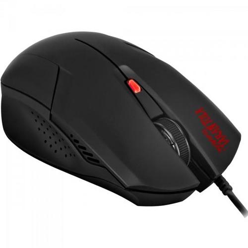 Tudo sobre 'Mouse Gamer Óptico Usb Tarantula Om702 54623 Fortrek'