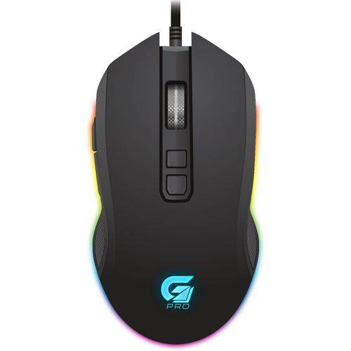 Tudo sobre 'Mouse Gamer Pro M3 Rgb Preto Fortrek'