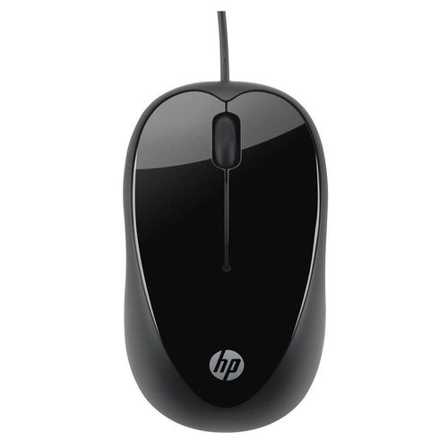 Mouse HP X1000 Preto USB