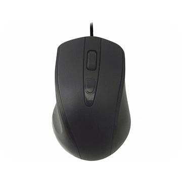 Mouse K-Mex Usb 1000Dpi Preto Mo-D433