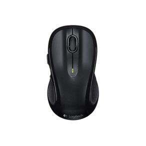 Tudo sobre 'Mouse Logitech M510 Wireless 5 Botoes Preto, 910-001822'