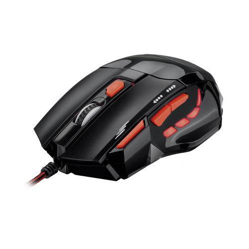 Mouse Multilaser Gamer Fire Button 7botões 2400dpi Mo236