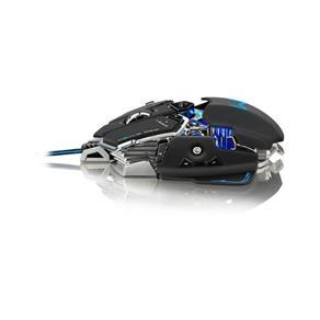 Tudo sobre 'Mouse Multilaser Gamer Warrior 4000 Dpi'