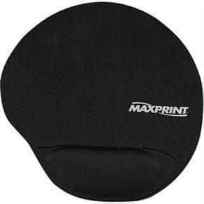 Tudo sobre 'Mouse Pad com Gel Maxprint 604484 Preto'