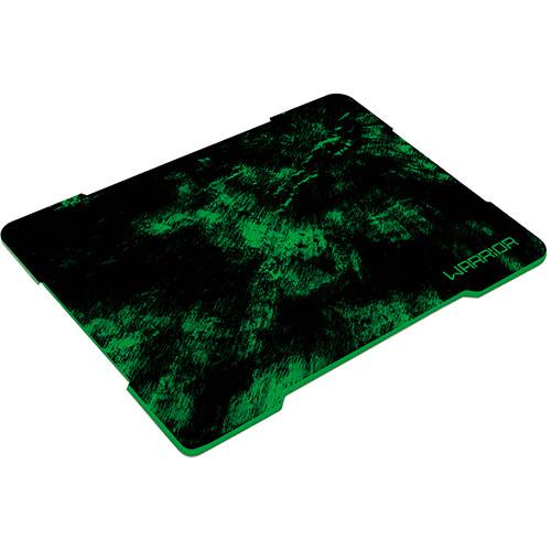 Mouse Pad Gamer Multilaser Warrior Verde - PC