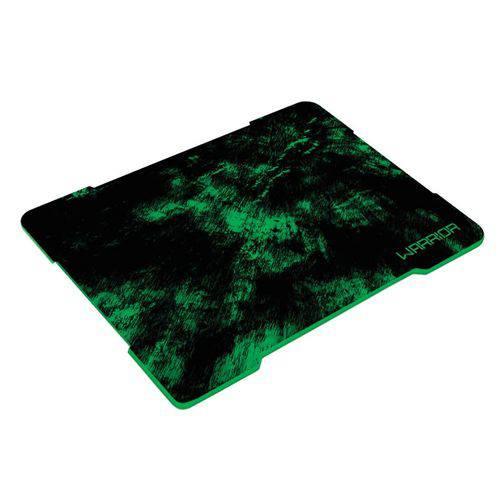 Mouse Pad Multilaser Warrior Verde AC287