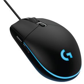 Mouse Prodigy Gaming Logitech USB - Preto