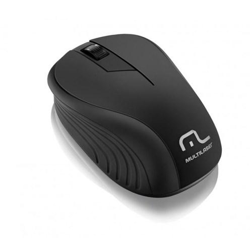 Mouse Sem Fio MO212 Preto - Multilaser