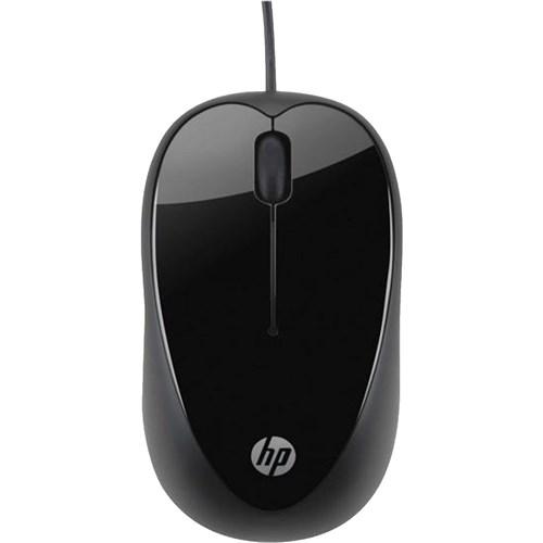 Mouse Usb 1000 Dpi Preto Hp X1000