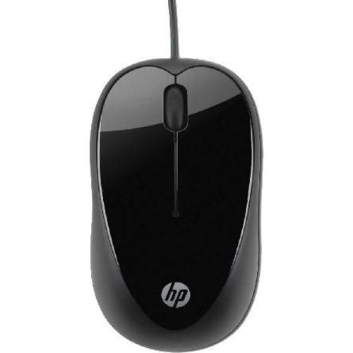 Mouse Usb X1000 1000dpi (h2c21aa) Preto