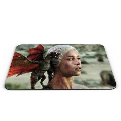 Mousepad Personalizado Game Of Thrones - Daenerys
