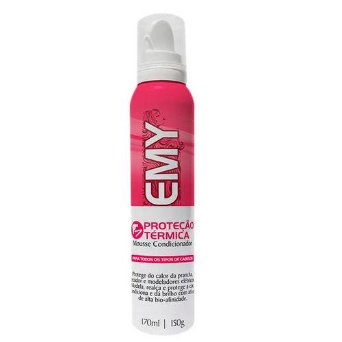 Mousse Condionador Proteção Térmica Emy 170ml