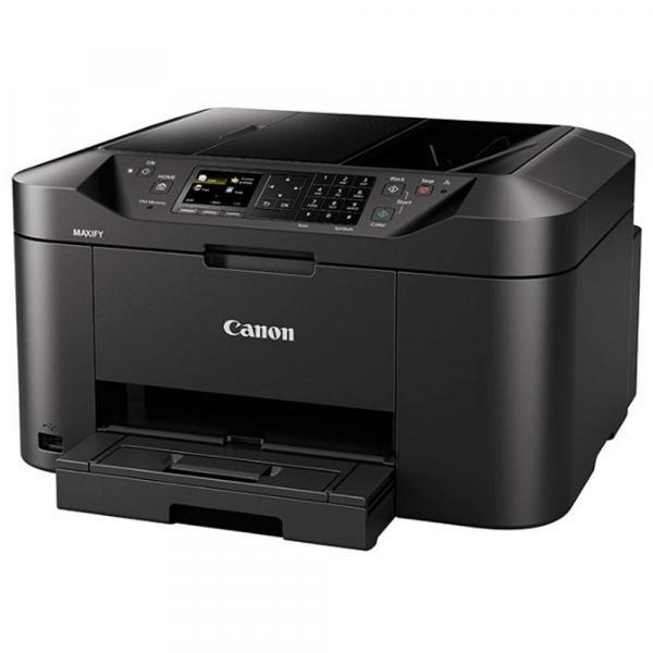 Multifuncional Canon Maxify MB2110, Sem Fio, Jato de Tinta, Wi-Fi - Bivolt