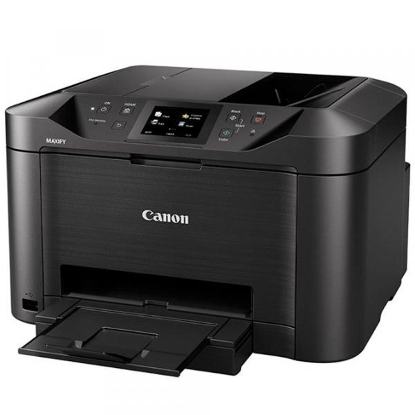 Multifuncional Canon Maxify MB5110, Sem Fio, Jato de Tinta, Wi-Fi - Bivolt