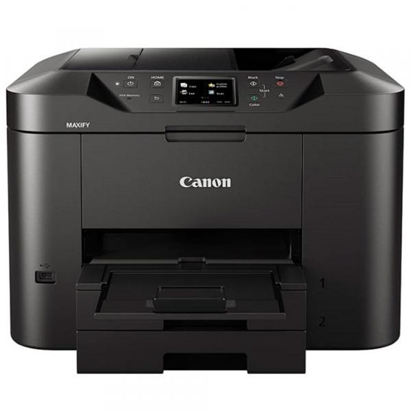 Multifuncional Canon Maxify MB2710, Sem Fio, Jato de Tinta, Wi-Fi - Bivolt