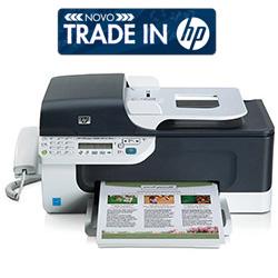 Multifuncional HP Officejet J4660 Fax