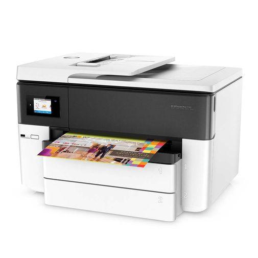 Tudo sobre 'Multifuncional HP OfficeJet Pro 7740 Inyección de Tinta'