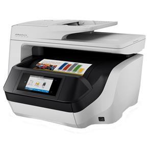 Multifuncional HP OfficeJet Pro 8720 Branca - Impressora, Copiadora, Scanner e Fax