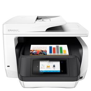 Multifuncional HP Officejet Pro 8720 D9L19A All In One, WiFi, Fax - Bivolt