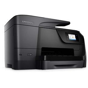 Multifuncional HP OfficeJet Pro 8710 All-in-One - Impressora, Copiadora, Scanner e Fax