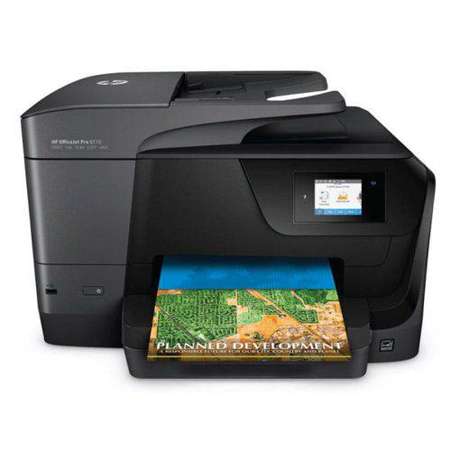 Multifuncional Hp Officejet Pro Color 8710 - D9l18a696
