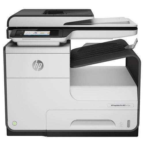 Tudo sobre 'Multifuncional HP Pagewide Pro X477DW – Branco e Preto'