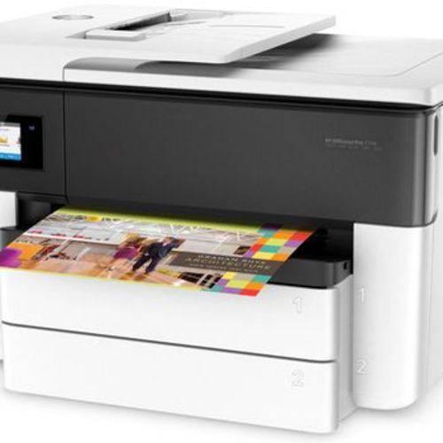 Multifuncional Jato de Tinta Color Hp G5j38a#ac4 Oj 7740 A3 Imp/duplex/copia/dig/wifi/rede/fax 34pp